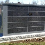 Columbaria Mausoleums Family Mausoleum in Granite