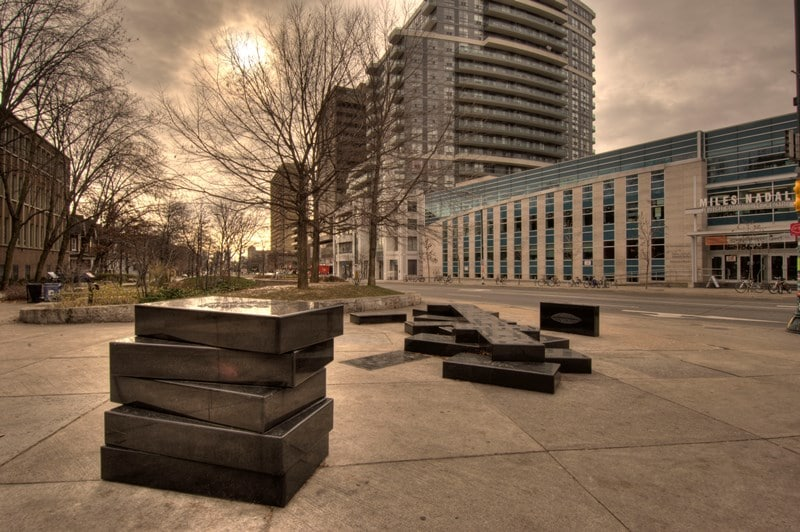 Granite Dominoes in Toronto