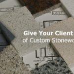 Giving Custom Stonework II